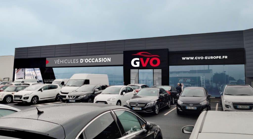 Concession GVO, voitures d'occasion à Rennes.